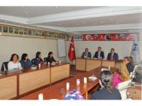 Başkan Akkaya'dan, kadın personele idari izin