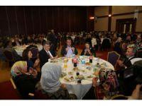 Başkan Özgüven'den şehit anneleri ve eşleri onuruna yemek