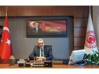 """Başkan Konuk: """"İstiklal marşı tarihimizi istikbale bağlayan köprüdür"""""""