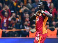 Gomis, bu sezon Konyaspor'a 5 gol attı!