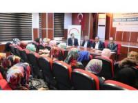 Aksaray'da kadın çiftçilere girişimcilik eğitimi