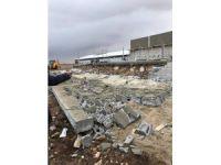 Besihane İnşaatında Duvar Çöktü: 3 Ölü, 1 Yaralı