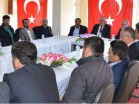 AK Parti Yerel Yönetimler Eskil Toplantısı Yapıldı