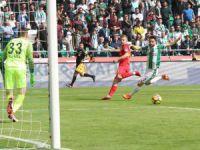 Atiker Konyaspor: 2 - Kayserispor: 0 (Maçtan Dakikalar)