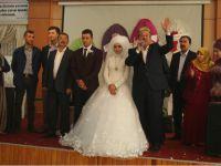 Şerafettin Meral evlendi