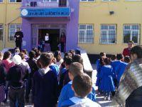 Şehitler gününde duygulandıran VİDEO'da Çukuryurt Ortaokulu da yer aldı