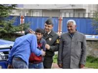 Kayıp çocuk bisikletiyle Akşehir'den Şanlıurfa'ya giderken bulundu