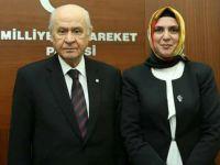 MHP Selçuklu Güzide Çıpan'la yola devam ediyor