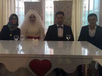 Hacer ile Tugay evlendi