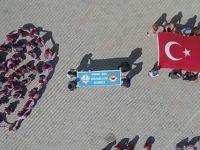 Eskil İHO Öğrencilerinden duygulandıran Mehmetçik Kareografisi VİDEO