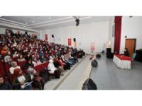 NEÜ'de öğretmen adaylarına 'STEM' eğitimi anlatıldı