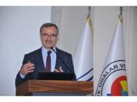"""Kütükcü: """"Yüzde 7,4 büyüyen Türkiye G20'nin lider ülkesi"""""""