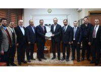 MÜSİAD Konya, ARTİAD Heyetini ağırladı