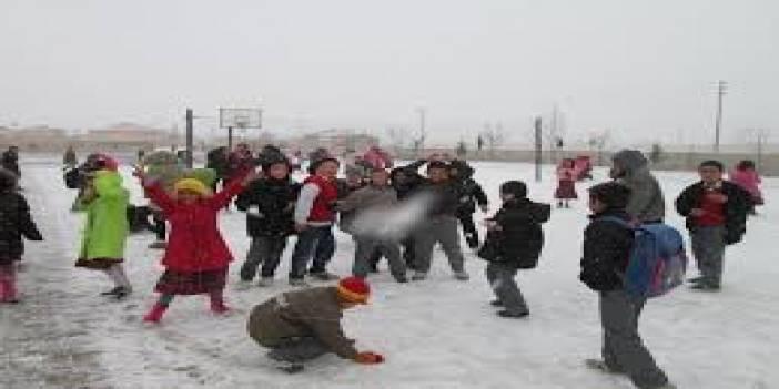 Eskil'e kar geliyor! Gökten kar değil bereket yağacak!