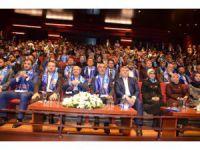 AK Parti Konya İl Gençlik Kolları Kongresi gerçekleştirildi