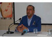 İşadamı Ali Şeker öğrencilere tecrübelerini anlattı