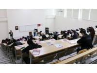 KTO Karatay Üniversitesinde, üniversite sınavı provası