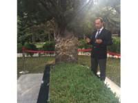"""MHP Meram İlçe Başkanı İbrahim Ay: """"Başbuğumuzun emaneti emin ellerde"""""""
