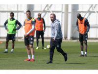 A. Konyaspor, D.G. Sivasspor maçı hazırlıklarına devam etti