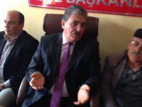 Eskil CHP'de şok ayrılık! Özkan Kesmez görevi bıraktı!