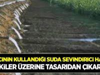 Çiftçinin su kaynaklarında sevindirici haber