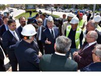 Konya'da kesintisiz trafik akışı için 5 yeni köprülü kavşak ve yaya üst geçidi yapılıyor