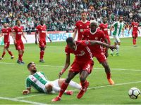 Konyaspor:5 Sivasspor:0 (Maçtan dakikalar)