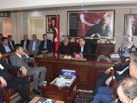 Aksaray Milletvekili Cengiz Aydoğdu'dan Eskil'e Ziyaret