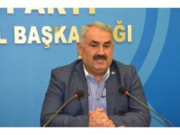 Milletvekili Halil Etyemez, gündemi değerlendirdi