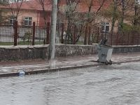 Eskil'de yağmur sevinci