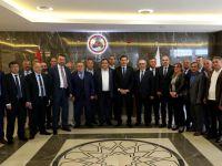 """Tüfenkci: """"Türkiye'de Lisanslı Depo Kapasitesi 9 Milyon 500 Bin Tondan Fazla Olacak"""""""