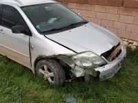 Eskil'de trafik kazası:3 yaralı