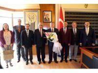 """Akyürek: """"Konya kültürümüzü ve değerlerimizi tanıtan önemli bir şehir"""""""