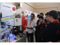 Konya'da TÜBİTAK Bilim Fuarı Proje Sergisi açıldı