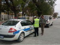 Eskil Emniyet Müdürlüğü'nün trafik denetimleri sürüyor