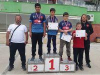 Vahit Arslan Konya Şampiyonu