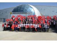 Başkan Akyürek, 300 Adıyamanlı öğrenci ile buluştu