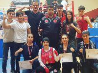 Konya Büyükşehir Belediyespor Muay Thai'de bir başarıya daha imza attı