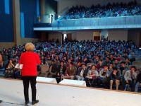 Konya Büyükşehir Belediyesi Gençlere Hayvan Sevgisi Aşılıyor