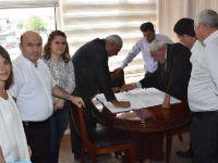 Eskil'de Hızlı Tren Hattı Projesi ile ilgili toplantı yapıldı