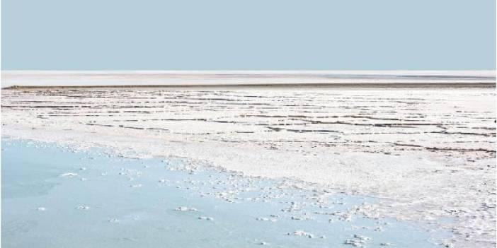 Tuz Gölü'ne 10 milyon nüfuslu çevreci sanayi şehri kurulabilir!