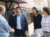 CHP Aksaray Milletvekili Aday Adayları Çalışmalarını Aralıksız Sürdürüyor