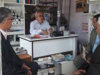 Eskil AK Parti'den Esnaf Ziyareti