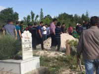 Erkan Dalgalı dualarla son yolculuğuna uğurlandı
