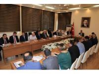 Aksaray'da bağımlılık ile mücadele koordinasyon kurulu toplantısı yapıldı