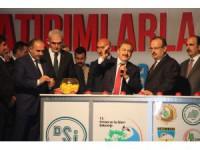 Bakan Eroğlu açılış ve temel atma törenine katıldı, Konyalılarla sahur yaptı