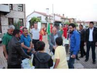 Beyşehir'de mahalle iftarı programları devam ediyor