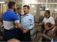 İYİ Parti MilletvekiliAdayı Ayhan Erel seçim çalışmalarını sürdürüyor