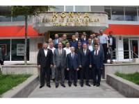 """AK Parti Genel Başkan Yardımcısı Sorgun: """"Konya'daki birlik ve beraberlikle iftihar ediyoruz"""""""