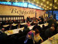 Beyşehir'de şehit aileleri ve gaziler onuruna iftar